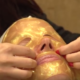 Secret to Youth? Pure Gold Mask Beauty Treatment
